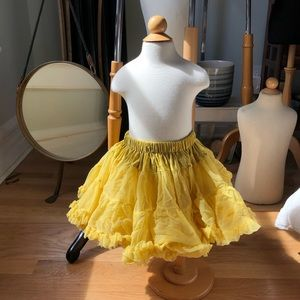 Bundle of 3 petticoat/tulle skirt for 2 years old
